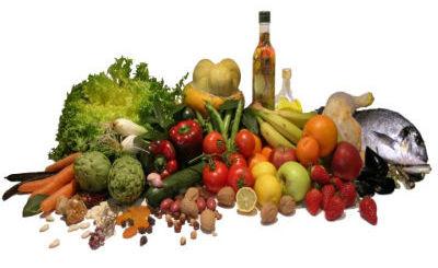 Alimentos y hierro