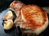 carne de cerdo, alimento rico en hierro